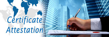 Guide to Certificate Attestation in India