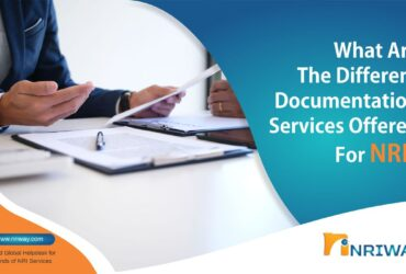 What are the different documentation services offered for NRIs?