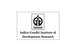 Indira Gandhi Institute of Development Research Transcripts