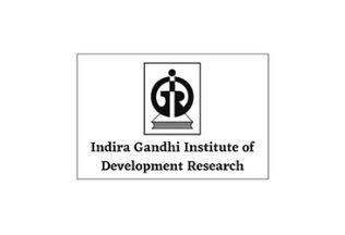 Indira Gandhi Institute of Development Research Transcripts