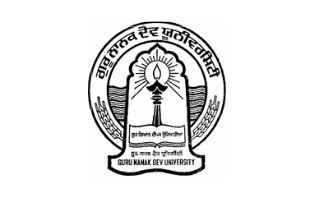 Guru Nanak Dev University Transcripts