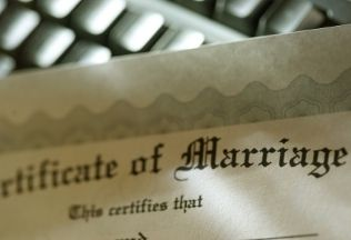 Marriage certificate attestation in Bangalore