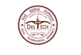 Delhi Technological University Transcripts