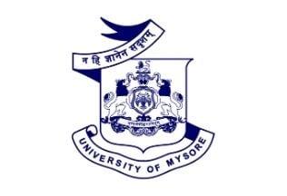 University of Mysore Transcripts